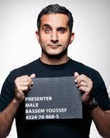 Censura. Governo versus Bassem Youssef