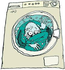 Lavaggi. L'acqua calda non pulisce di piu'