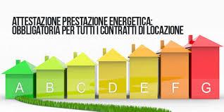 Aduc comunicato locazione immobili e certificazione - Certificazione energetica e contratto di locazione ...